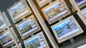 190130 estate agent window